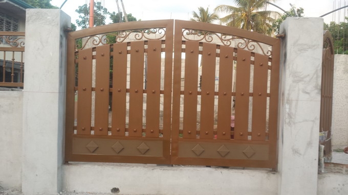 Gate Supplier Philippines | Glass Railings Philippines, Glass ...