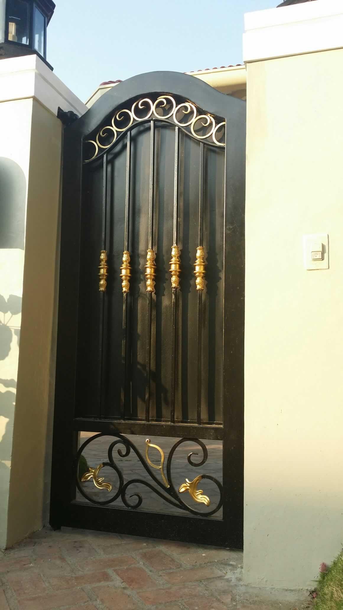 Sensational Pedestrian Steel Gate Glass Railings Philippines Glass Door Handles Collection Dhjemzonderlifede