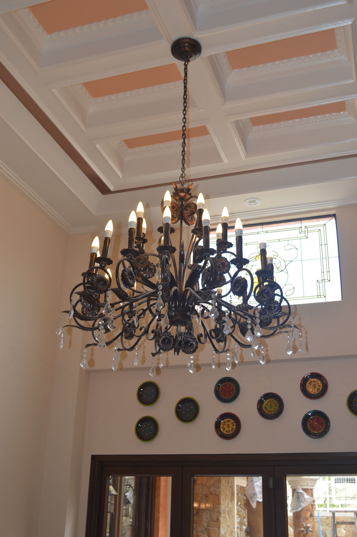 Candle Light Chandelier Glass Railings Philippines