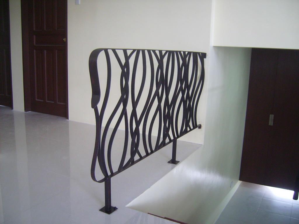 Customized Stair Railing | Glass Railings Philippines ...