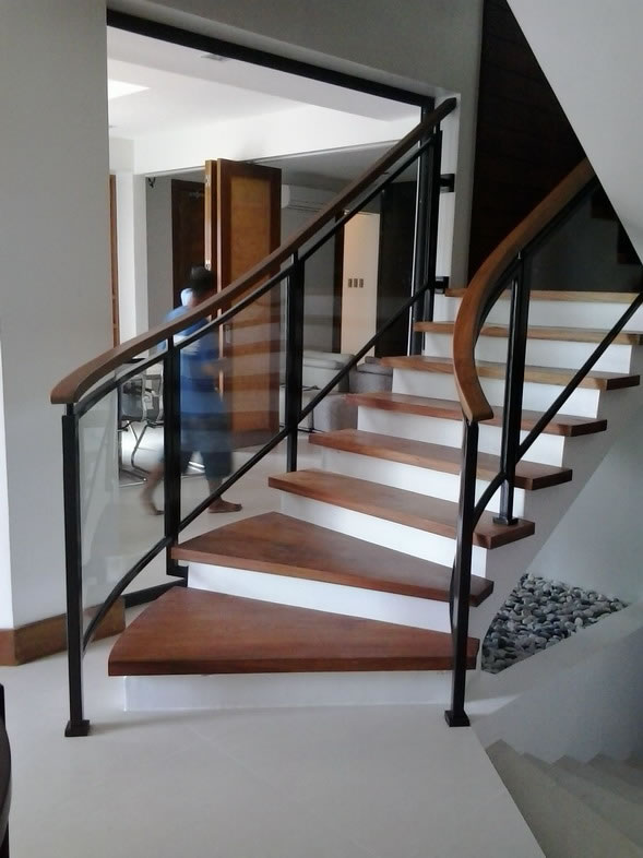 Glass Stair Railing Glass Railings Philippines Glass